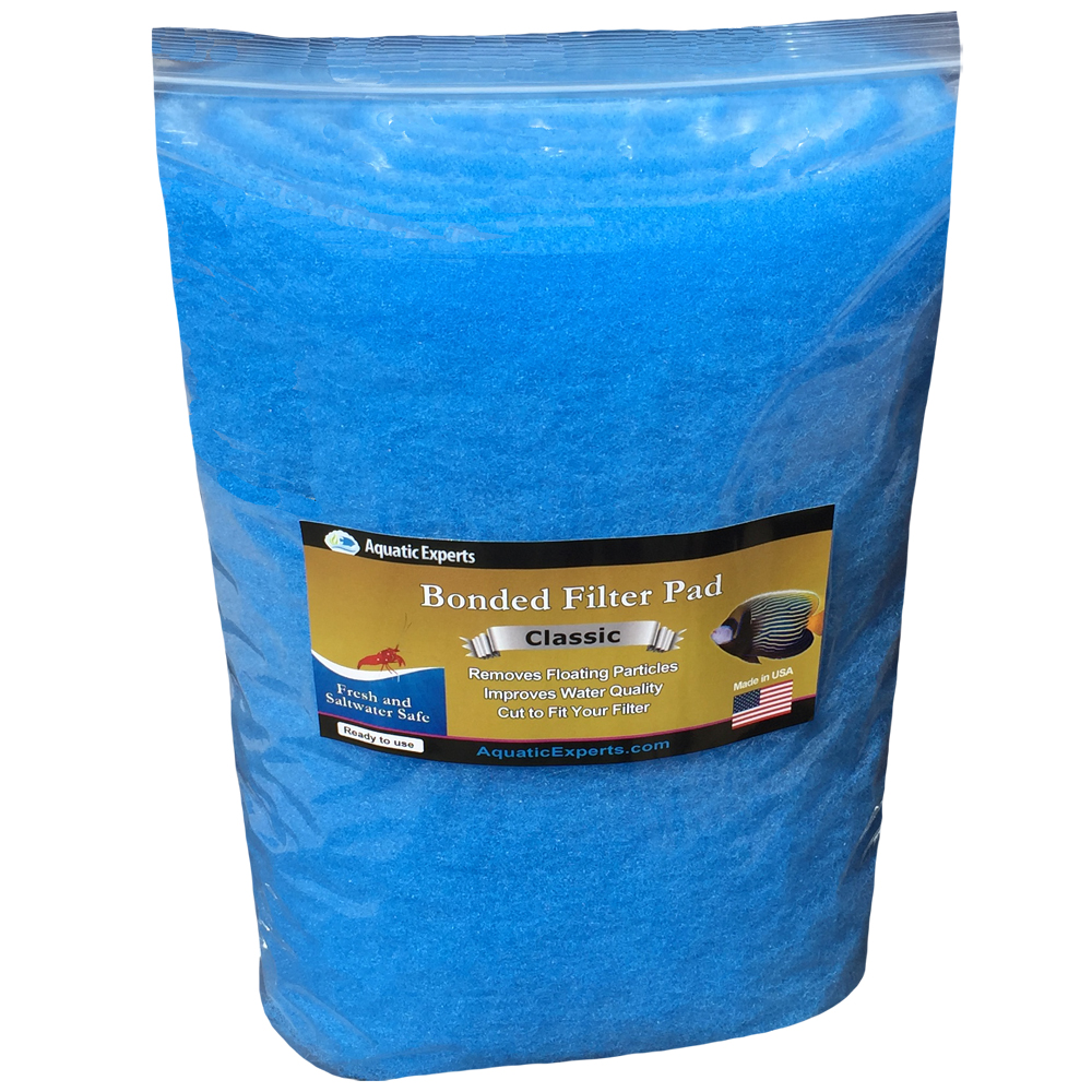 Aquatic Experts Classic Bonded Filter Pad Roll - Bulk Filter Material
