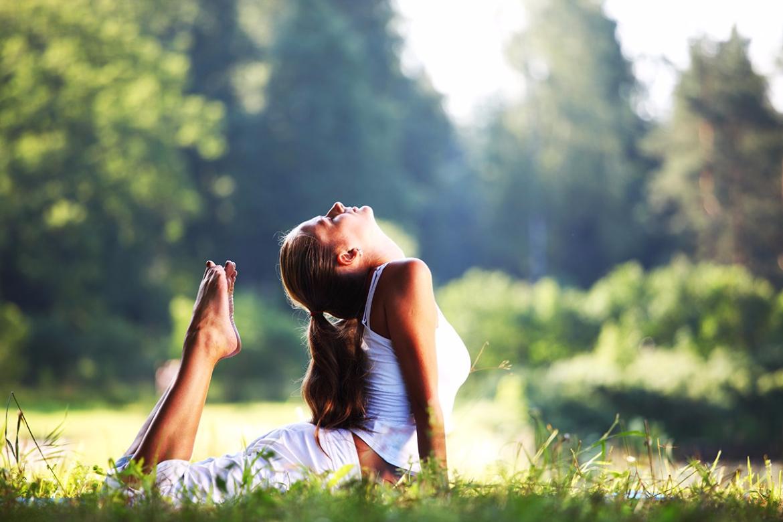 yoga poses to reduce stress
