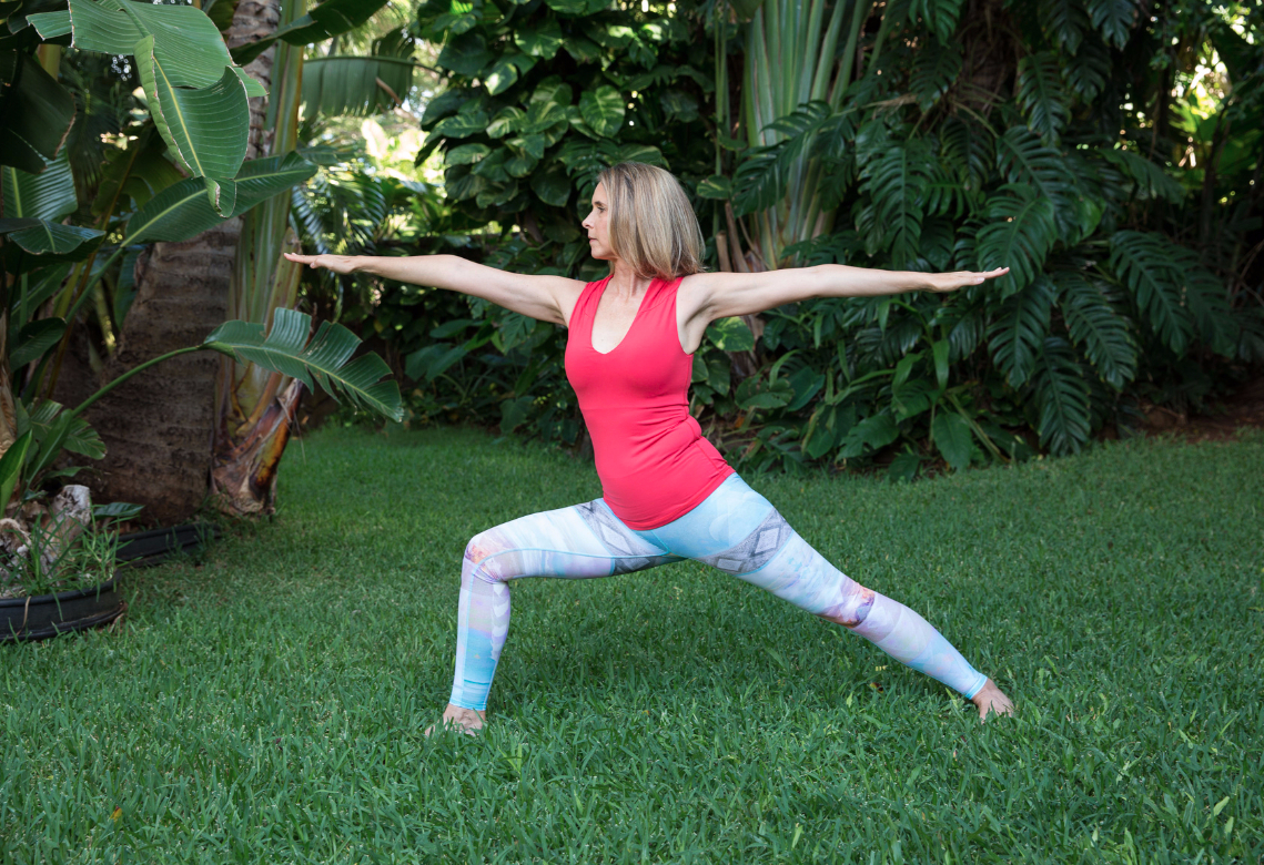 Dr Laurie yoga