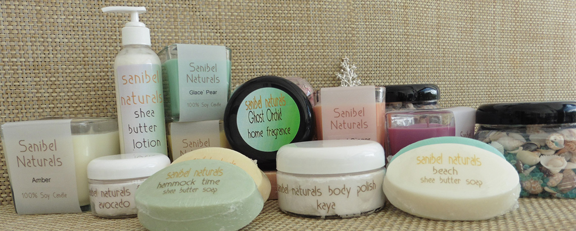 Sanibel Naturals Product Collection
