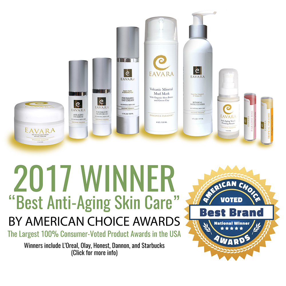 American Choice Awards Eavara a finalist