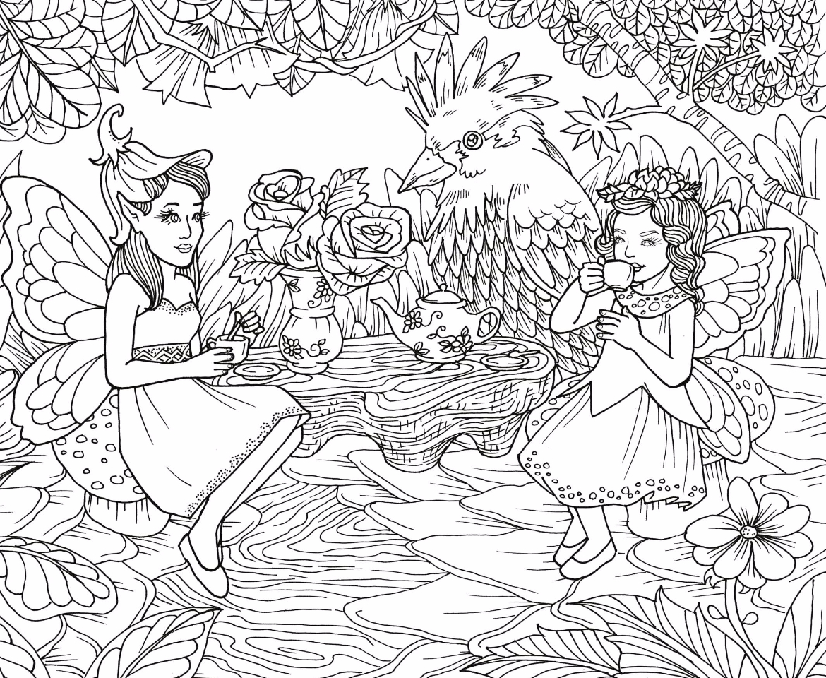 Free Coloring Page 13