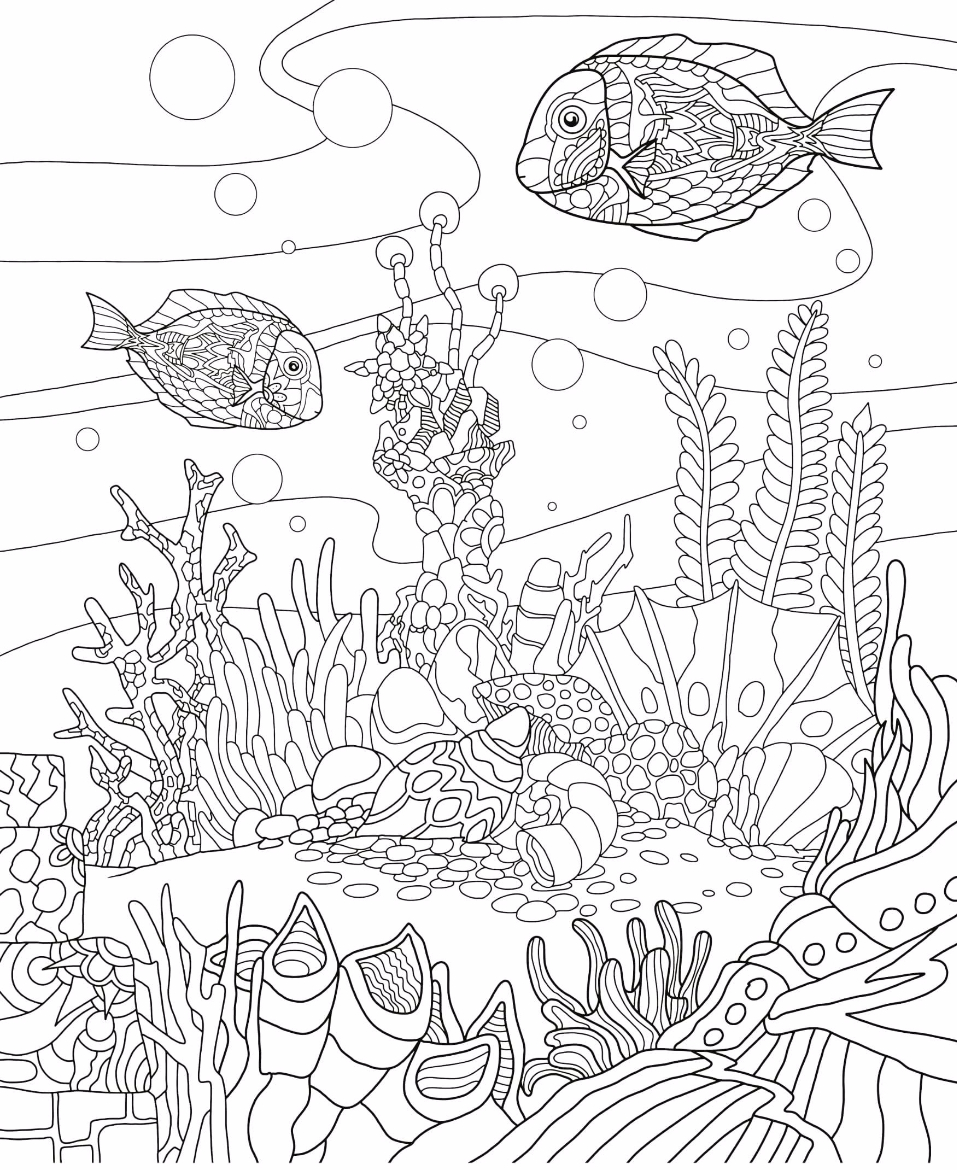 Free Coloring Page 16
