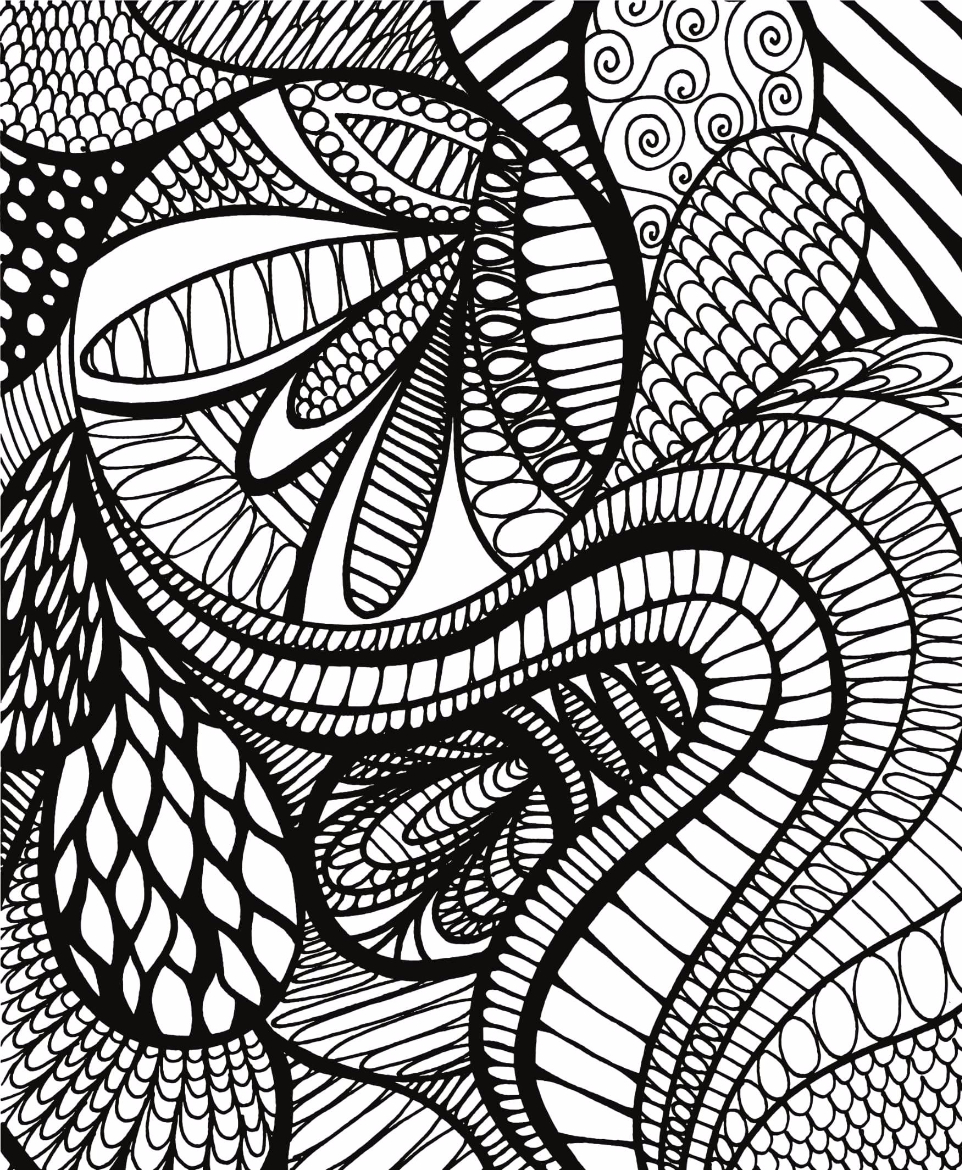 Free Coloring Page 20