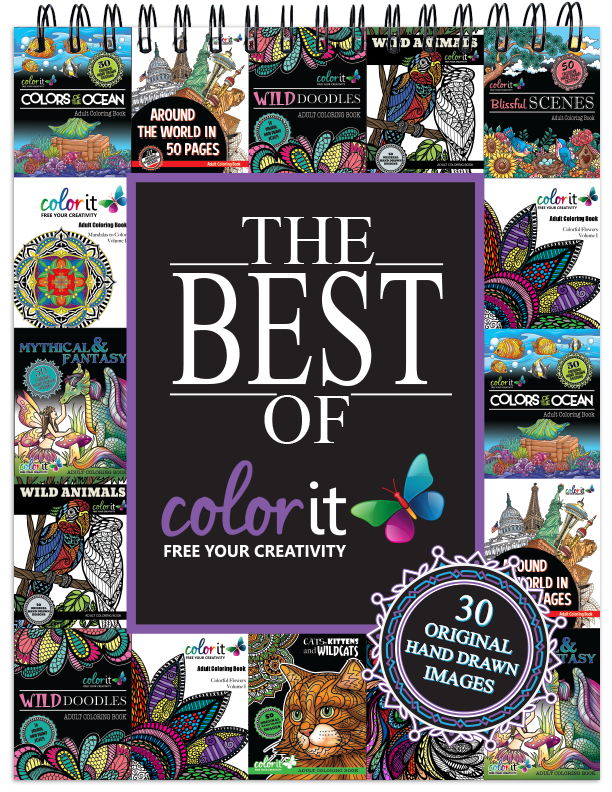 The Best Of ColorIt