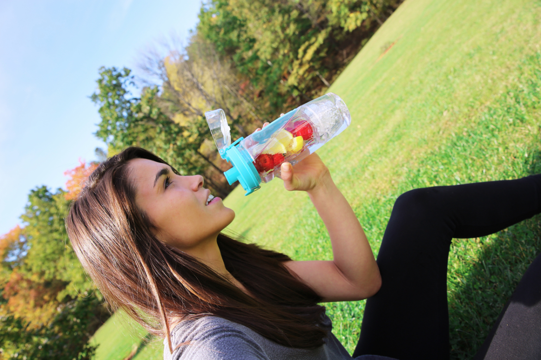 infuser water bottle