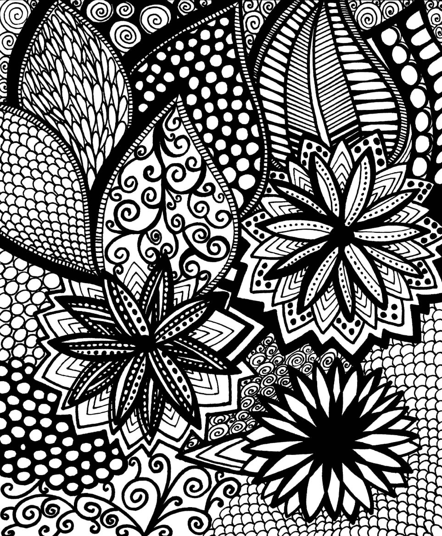 Calming doodles image 2