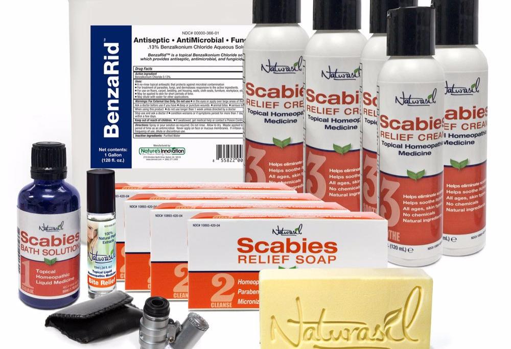 Scabies Treatment Super Pack