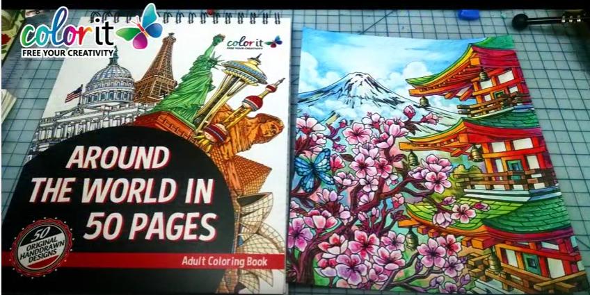 Wild Animal Seahorse Coloring Page