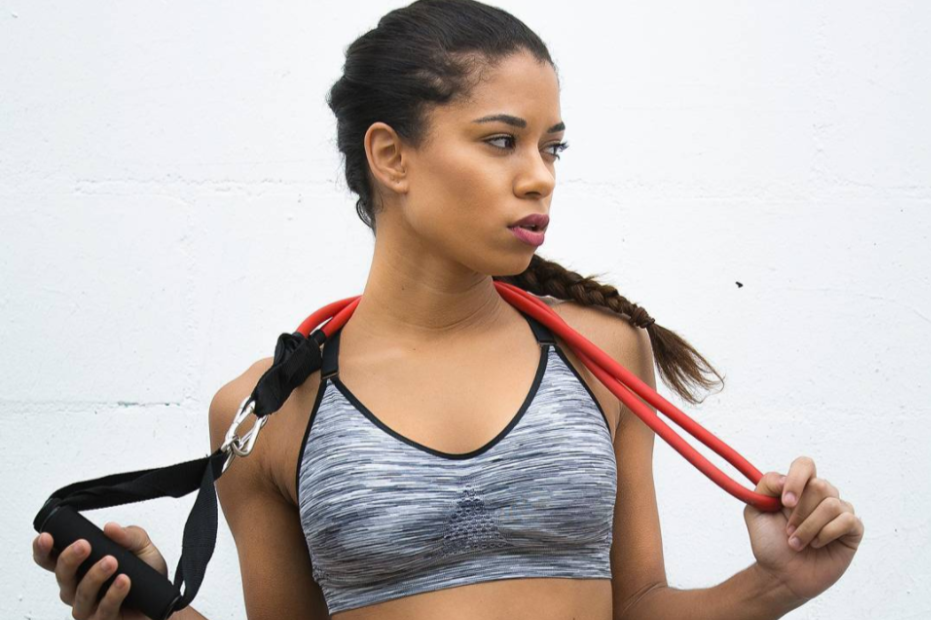 home workout plan resistance bands