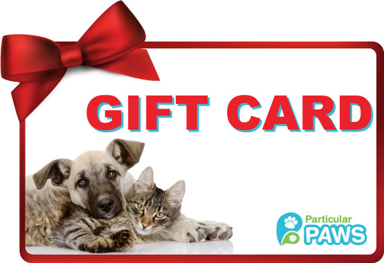 Particular Paws Gift Card