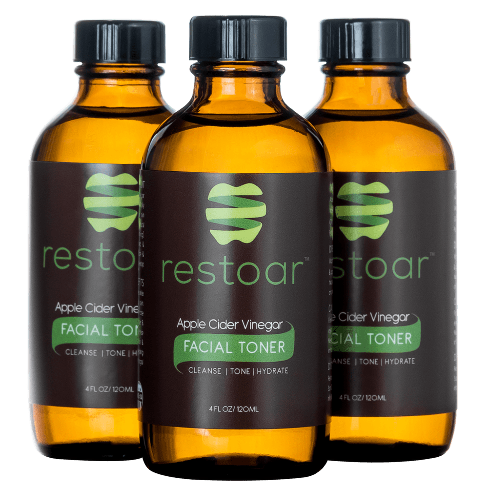 RESTOAR Apple Cider Vinegar Facial Toner