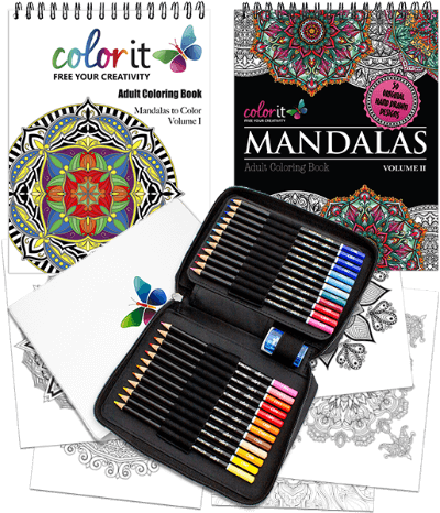 Mandalas Galore