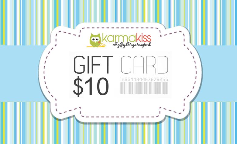 Karma Kiss $10 Gift Card