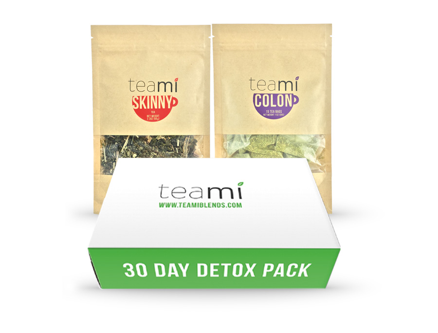 Teami 30 Days Detox