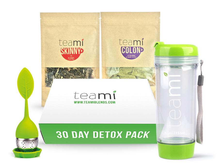 Teami 30 Days Detox Bundle