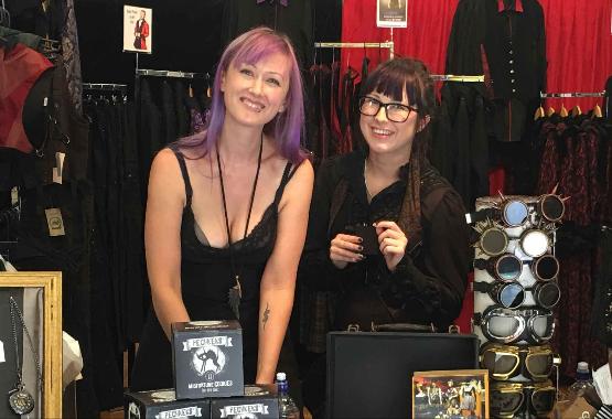 Gallery Serpentine helpful staff