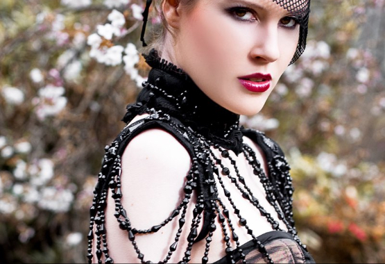 special offer on a beautiful beaded harness