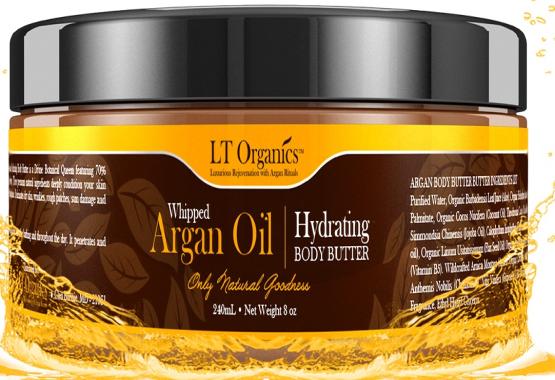 LT Organics Organic Anti-Aging Argan Oil