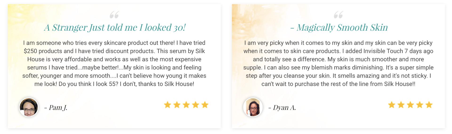 customers silk house 1