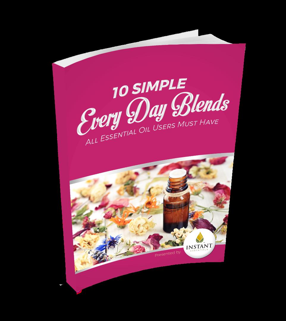 10 simple essential oil blends