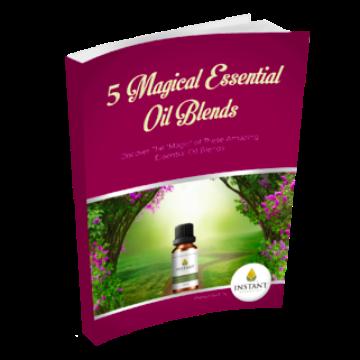 5 magical essential oil blends