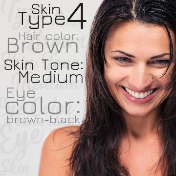 Fitzpatrick Skin Type 4 for permanent makeup and microblading Buypermanentmakeup.com