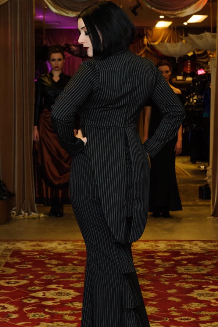 Pinstripe Tailcoat