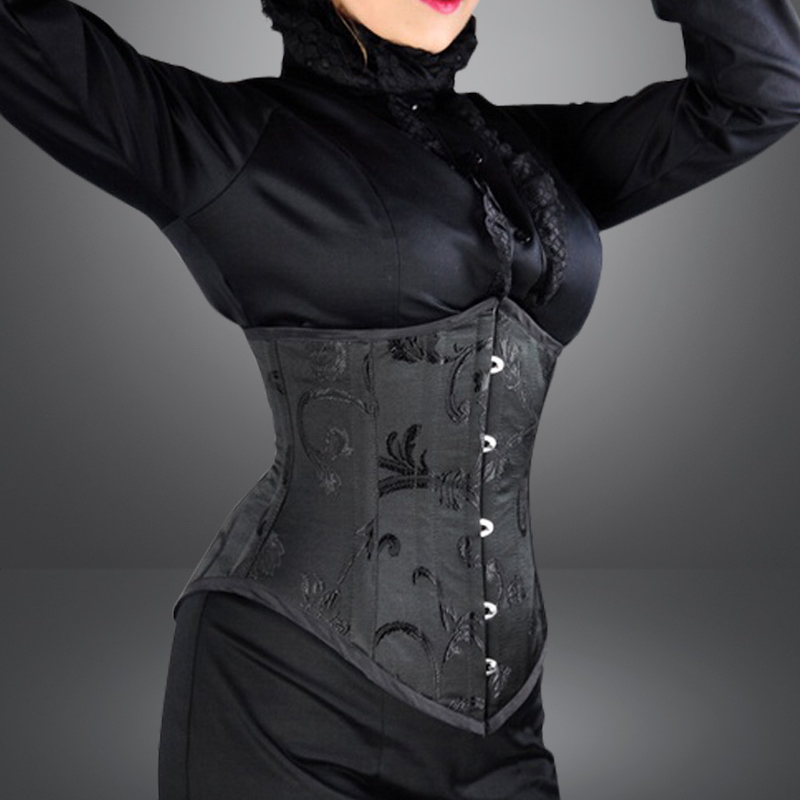 The Underbust Victorian corset chosen by an arts lecturer
