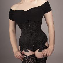 underbust victorian corset