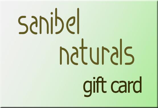 Sanibel Naturals Gift Card
