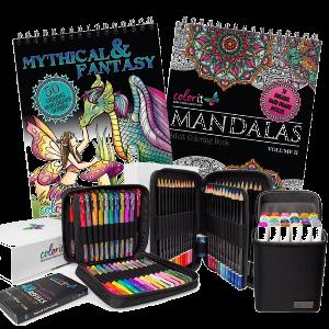 ColorIt Essentials Bundle