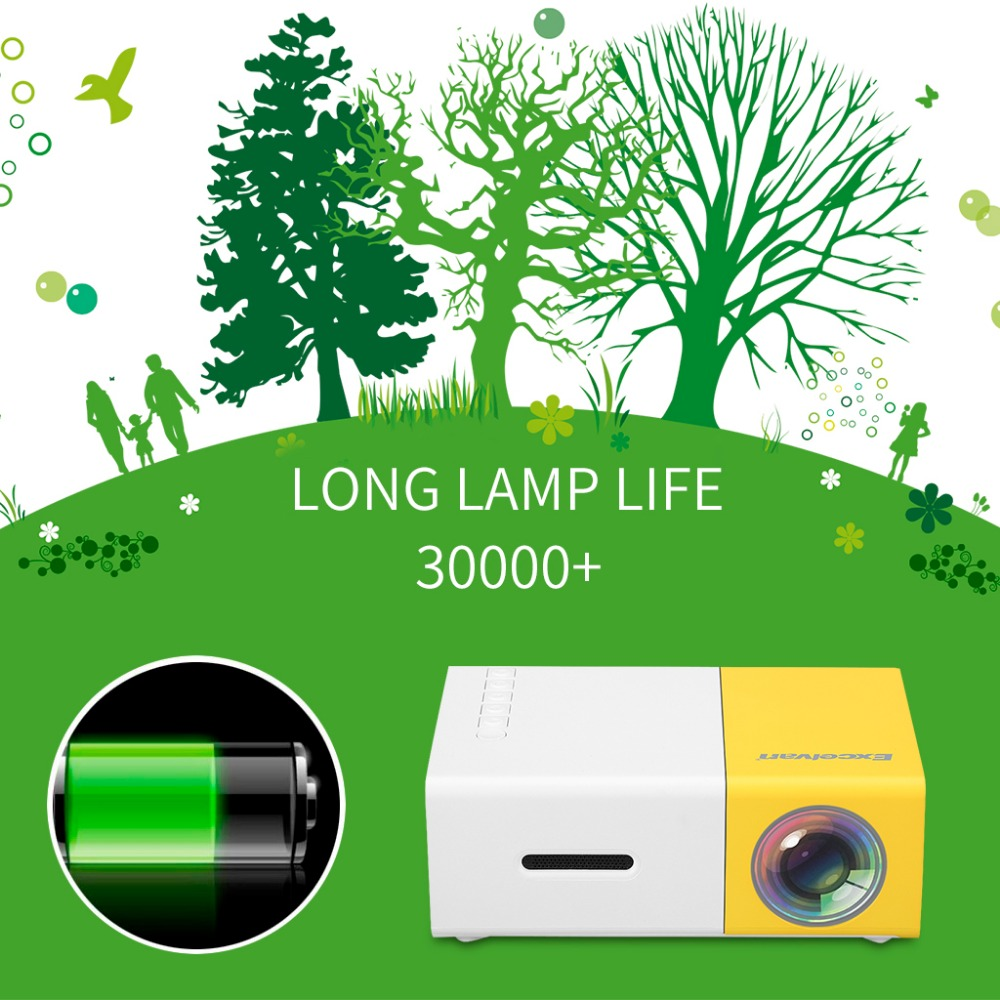 Long Lamp Life