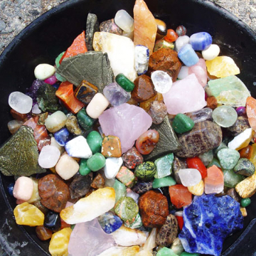 Find Unbelievable Gemstones and Gorgeous Minerals like: Emeralds, Rubies, Topaz, Amethyst, Quartz, Citrine, Agates, Pyrite, Tourmaline and lots more!