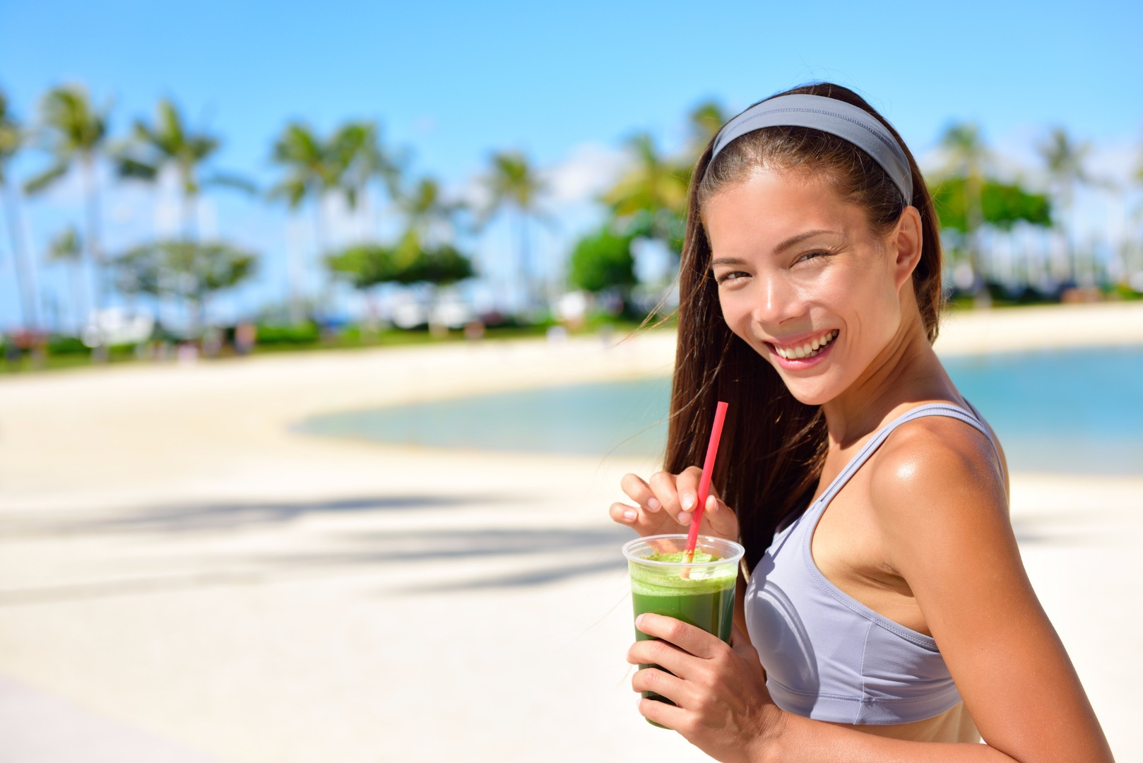 matcha-protein-shake