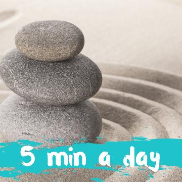 5 min a day
