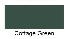 clothesline cottage green colour