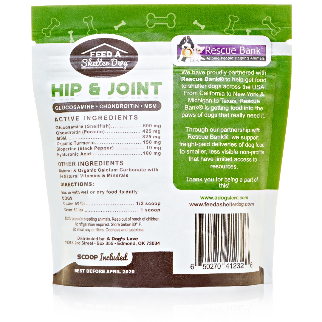 hip & joint supplement