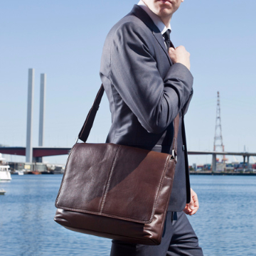 Premium Leather Satchels
