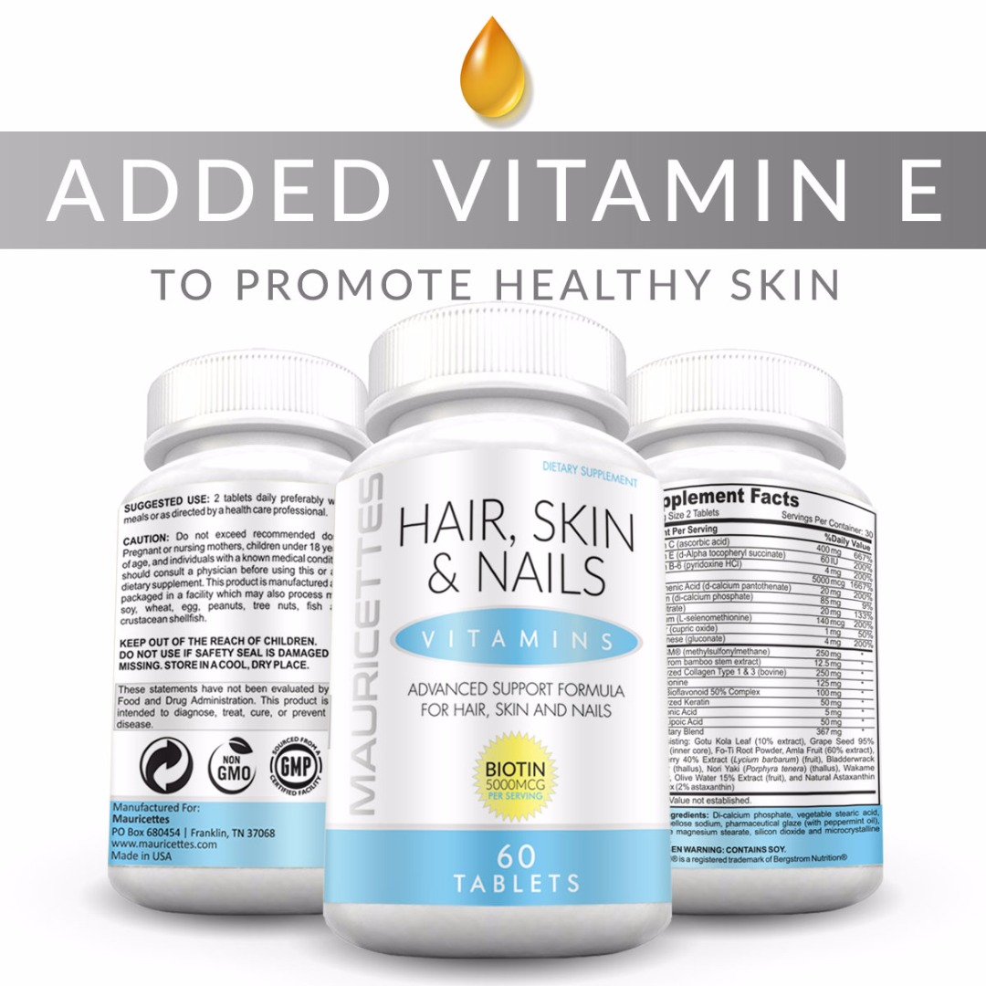 Added Vitamin E