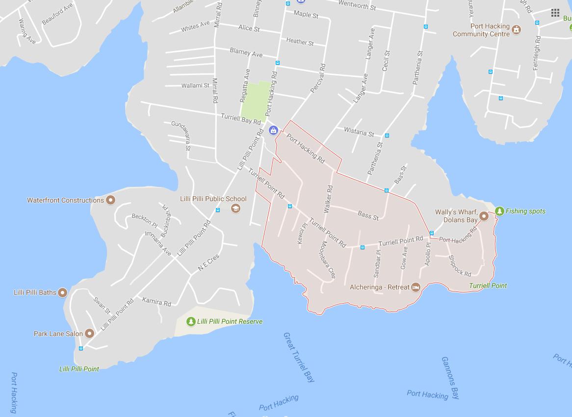 Clothesline Installation Port Hacking 2229 NSW