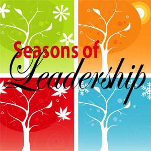 Seasons of Leadership- Tremendous Leadership - Tracey C. Jones