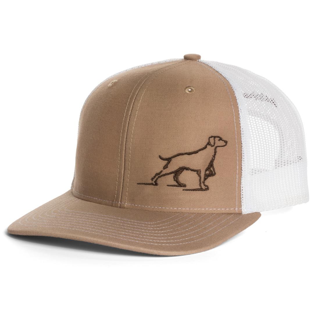 Peak Cap - Straw