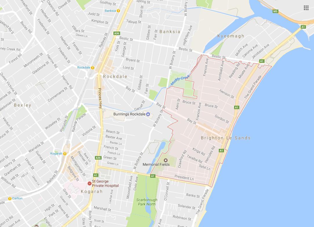 Clotheslines Brighton-Le-Sands 2216 NSW