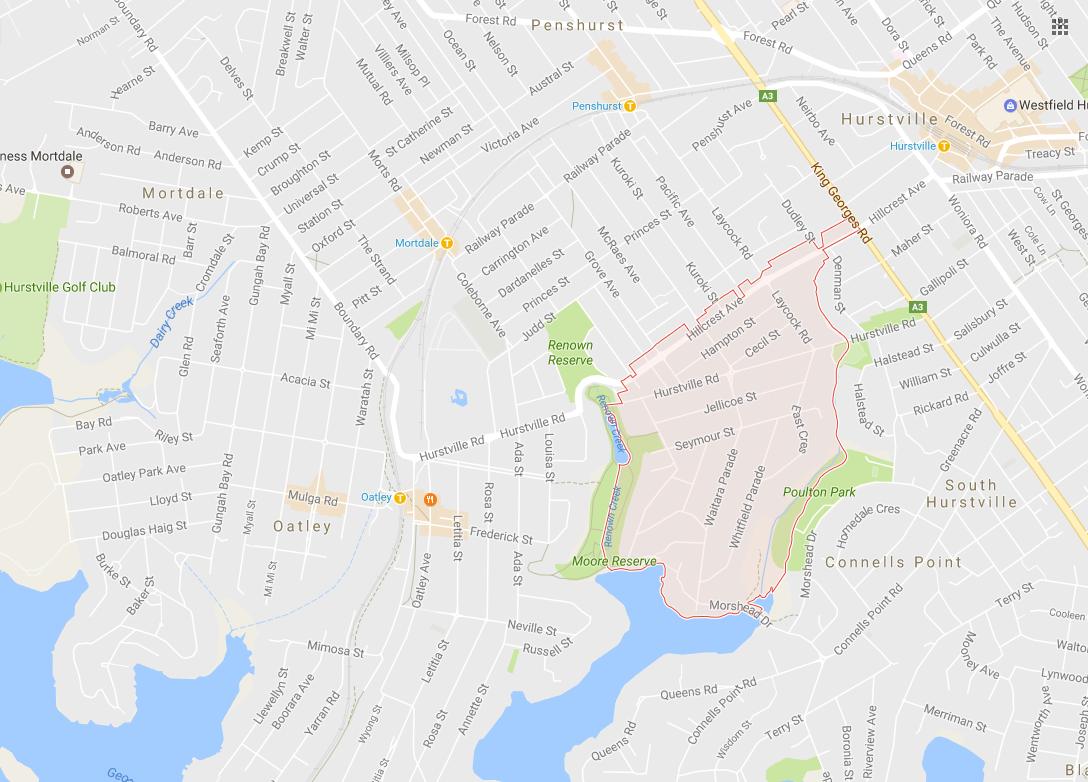 Clothesline Installation Hurstville Grove 2220 NSW