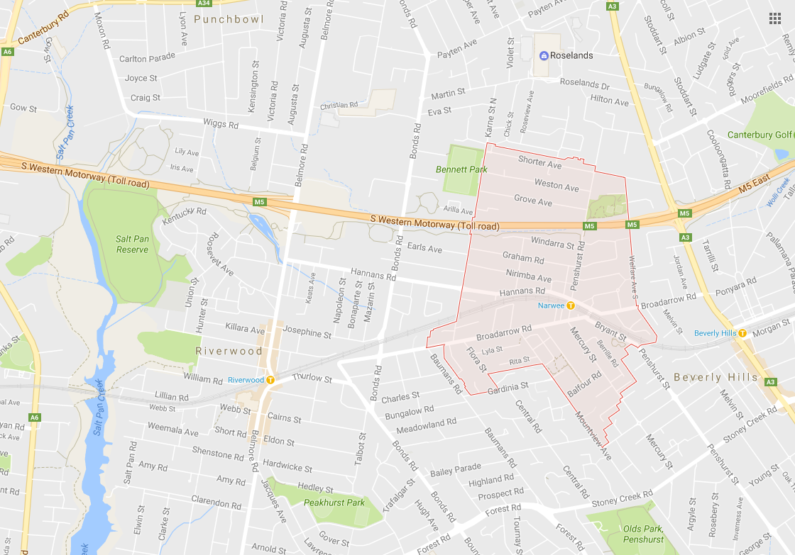 Clothesline Narwee 2209 NSW