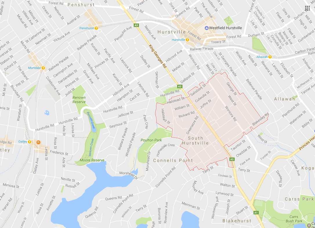 Clothesline Installation South Hurstville 2221 NSW