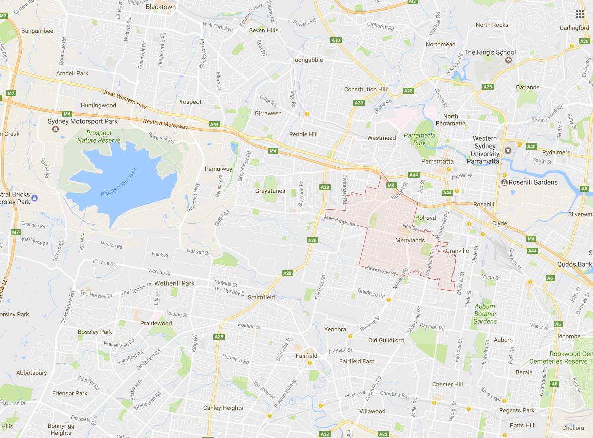 Clothesline Merrylands 2160 NSW