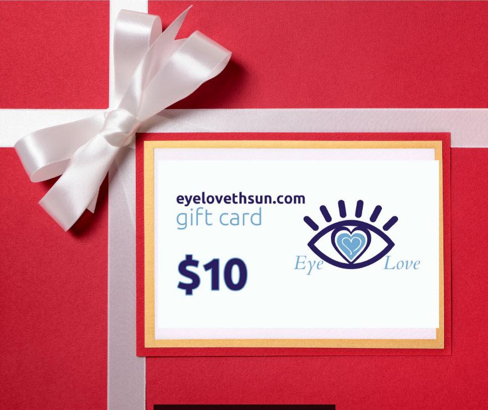 Eye Love Gift Card
