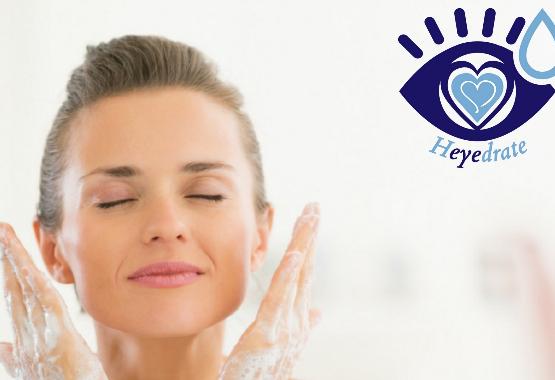 Dry eye routine